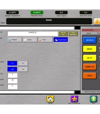 Analisador-Automatico-Single-Shot-de-Propriedades-Frias-Ponto-de-fluidez-nevoa-e-congelamento-PSA-70Xi-SS-1